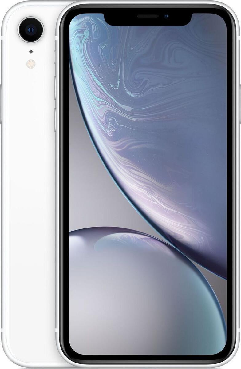 Apple iPhone XR, 128 ГБ, белый
