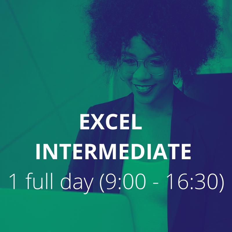 Excel Intermediate 2016