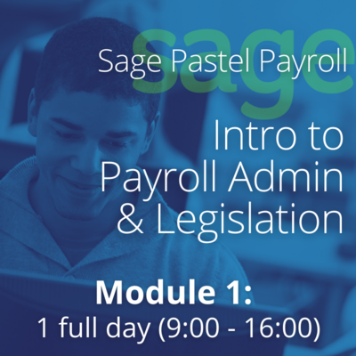 Module 1 SPP- Intro to Payroll Admin & Legislation