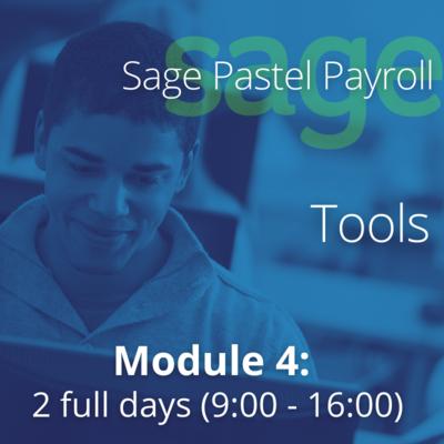 Module 4  SPP- Tools