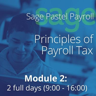 Module 2  SPP- Principles of Payroll Tax