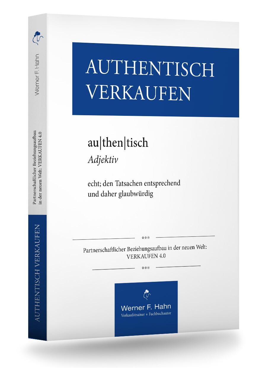 Fachbuch: AUTHENTISCH VERKAUFEN