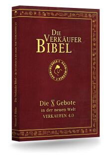 Fachbuch: Die Verkäufer-Bibel