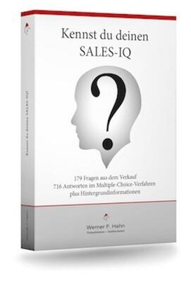 Fachbuch: Kennst du deinen SALES-IQ?