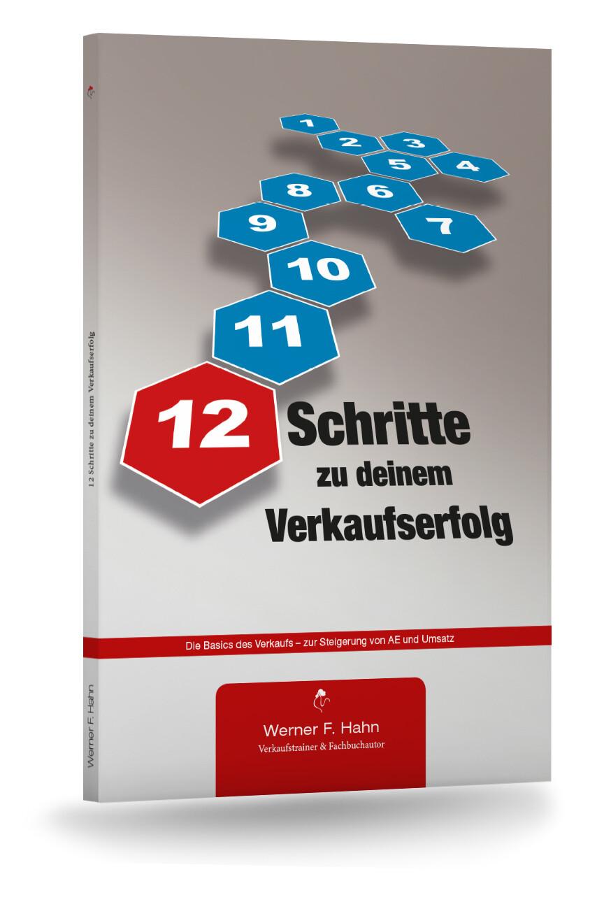 Fachbuch: 12 Schritte zu deinem Verkaufserfolg