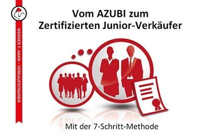 Aus 8 AZUBIs werden 8 zertifizierte Junior-Verkäufer!