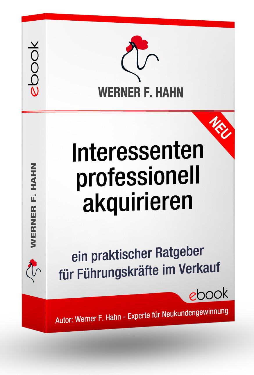 ebook: Interessenten professionell akquirieren