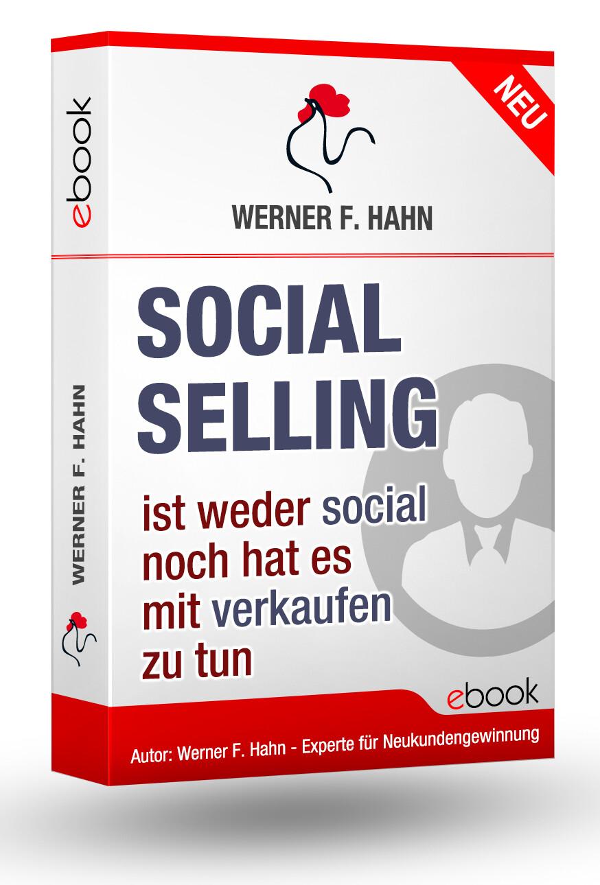 ebook: Social selling ist weder social noch hat es mit verkaufen zu tun