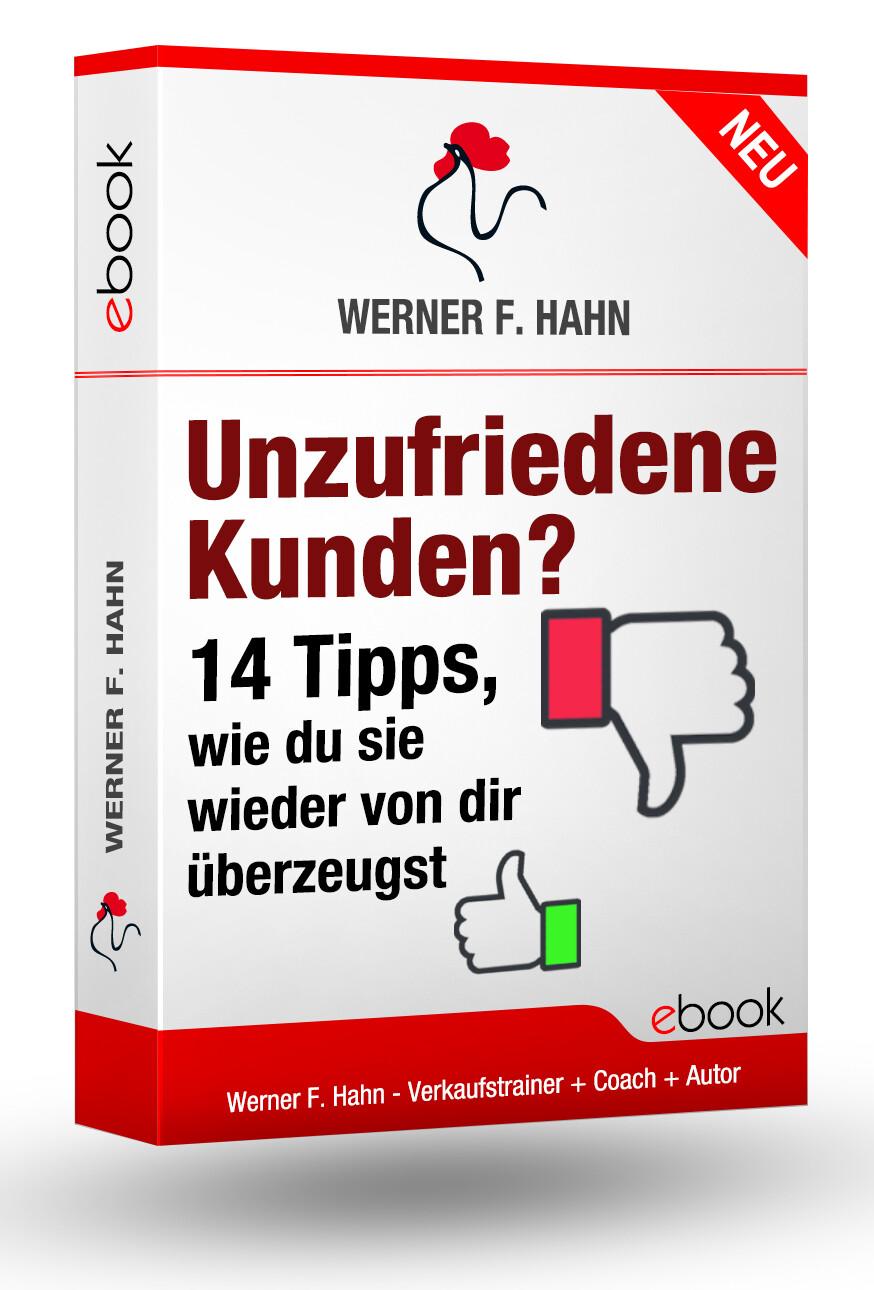 ebook: Unzufriedene Kunden? 14 Tipps