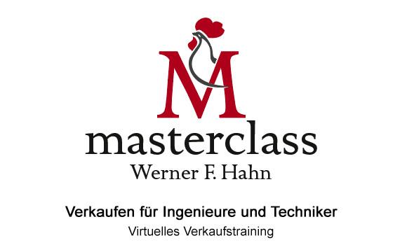 MASTERCLASS: Verkaufen für INGENIEURE und TECHNIKER