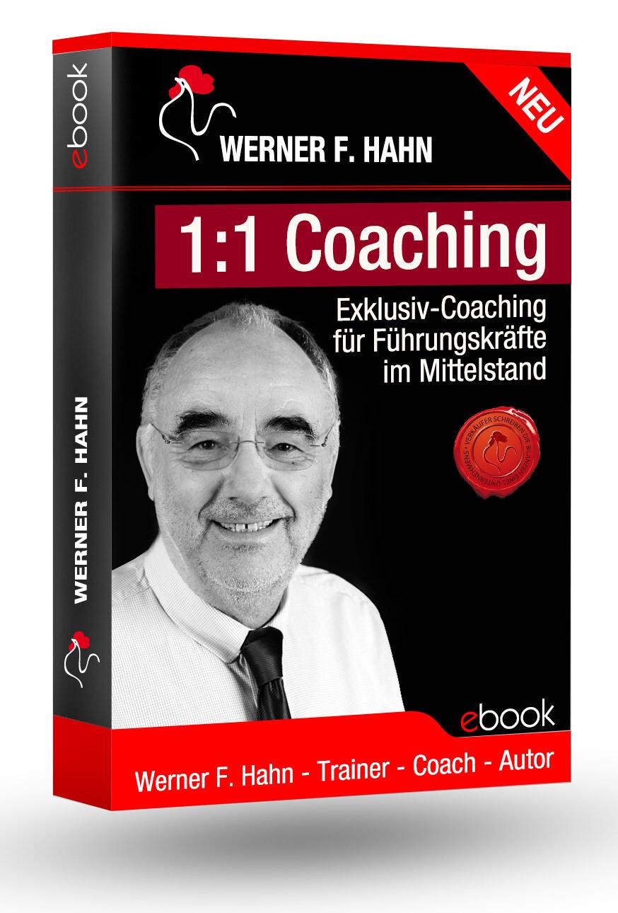 ebook: 1:1-Exklusiv-Coaching für Inhaber, Geschäftsführer und Führungskräfte von KMU