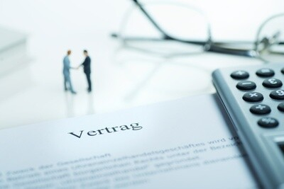 Virtuelles Training: Der Vertragsabschluss