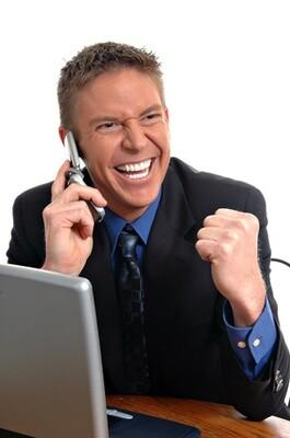 TOFF: 60+15 Minuten virtuelle Telefonoffensive pur - 1:1 individuelles Coaching