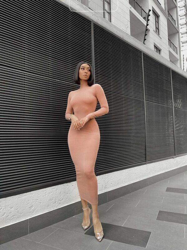 Mi Sol Bodycon Dress