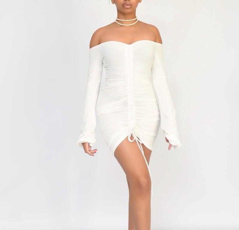 Adora Off Shoulder Dress