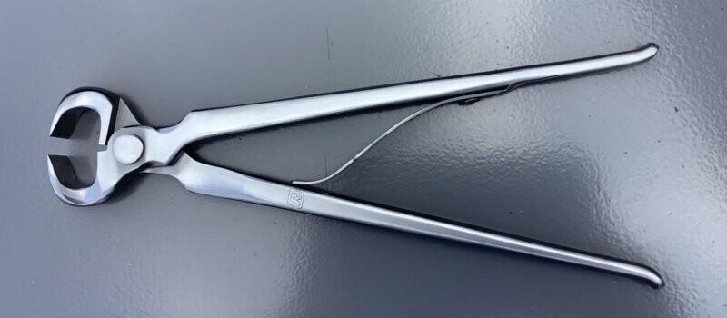Hoefkniptang 12 inch met veer