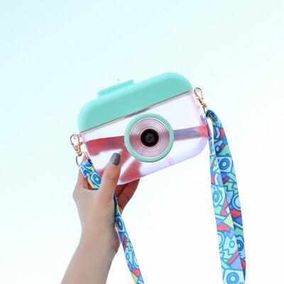 Termo en forma de cámara Kawai, 4 diseños.