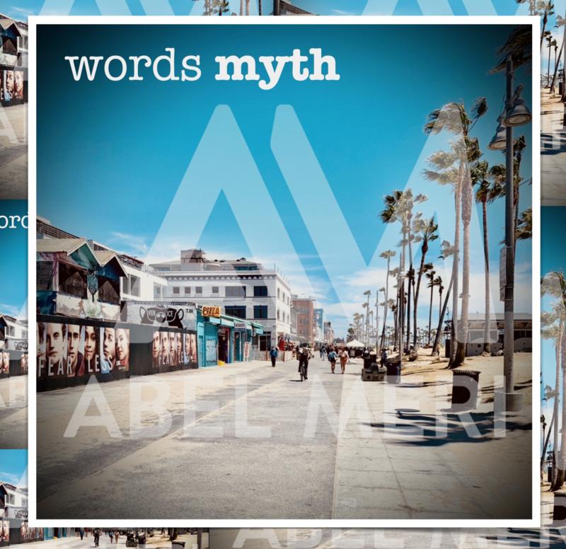 Words Myth (Lyrics Only)