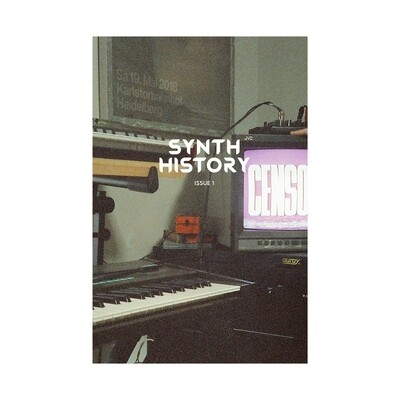 Synth History Zine: Issue 1