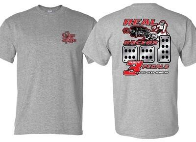 Gray Gear Jammers Shirt