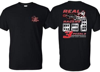Black Gear Jammer Shirt + Hat Bundle