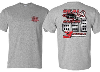 Gray Gear Jammer Shirt + Hat Bundle