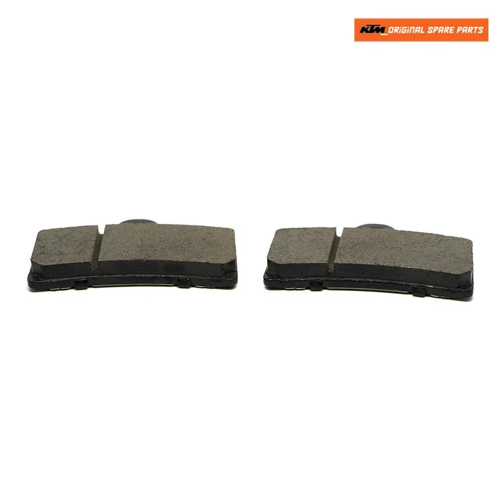 BRAKE PADS FRONT - DUKE125, 200,250, RC200