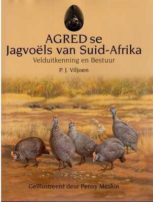 Jagvoels van Suid Afrika