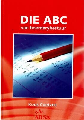 ABC van Boerderybestuur