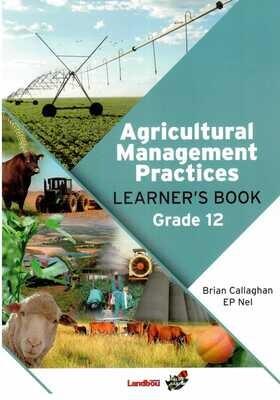 Agricultural Management Practices Learner Book