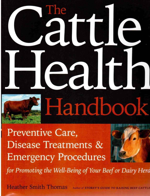 Cattle Health Handbook