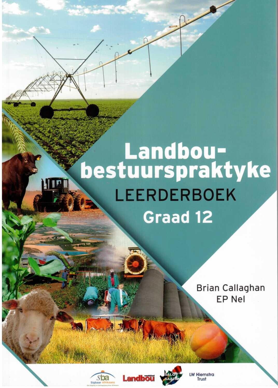Landboubestuurspraktyke Leerderboek