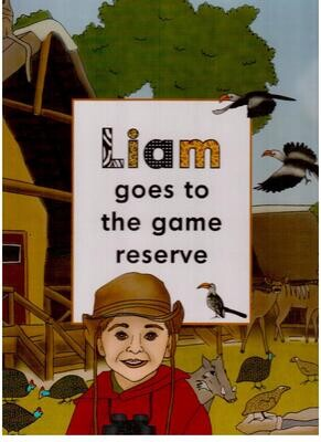 Liam goes to the game reserve