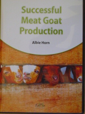 Successful Meat Goat Production