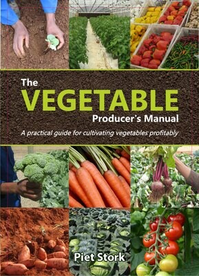 The Vegetable producers manual