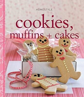 Cookies, Muffins & Cakes