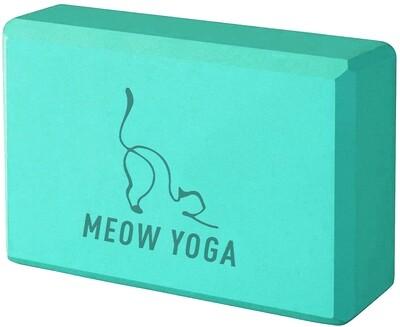 Yoga Block - Sea Green