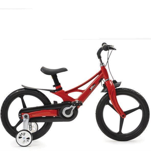 """Детский двухколесный велосипед Skillmax 16"""""""