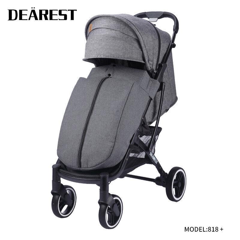 Прогулочная коляска DEAREST 818 Plus