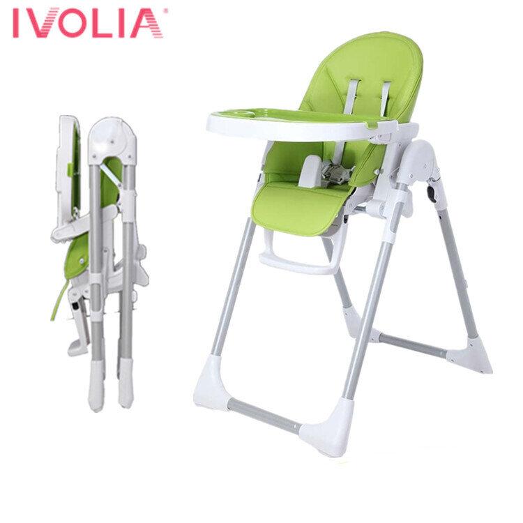 Стульчик для кормления Ivolia Q1 зеленый
