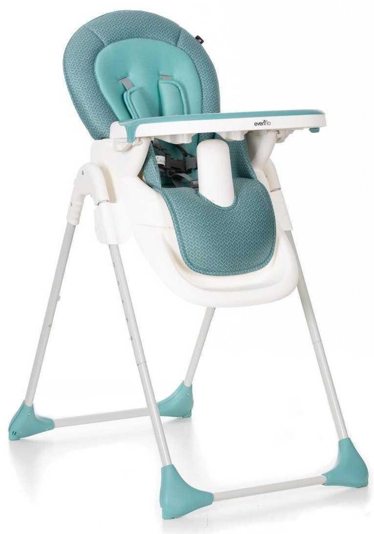 Детский стульчик Evenflo 🇺🇸 Fava Зелёный