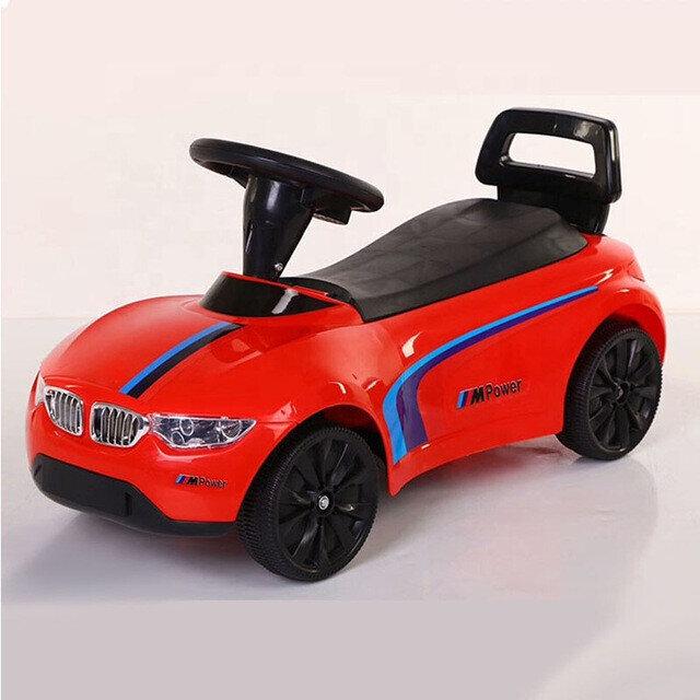 Толокар BMW 803 красный