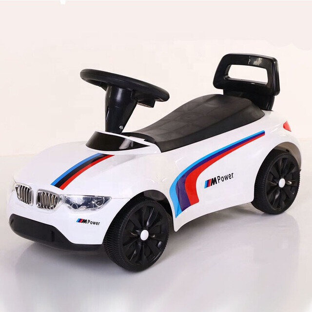 Толокар BMW 803 белый