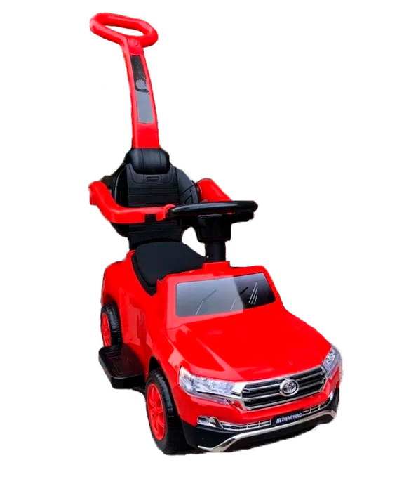Толокар Toyota Land Cruiser 200 красный