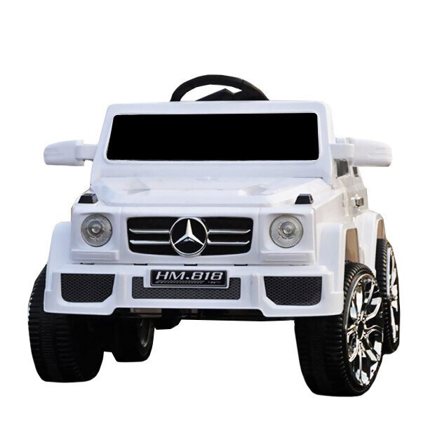Электромобиль Mercedes G55 HM818, белый