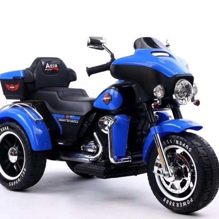 Детский электромотоцикл Harley Davidson 5288