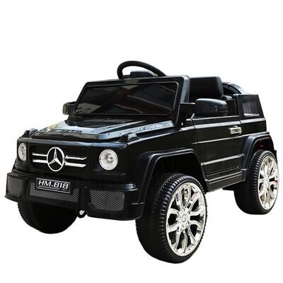 Электромобиль Mercedes G55 HM818, черный