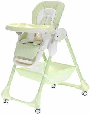 Стульчик для кормления Skillmax 398, зеленый