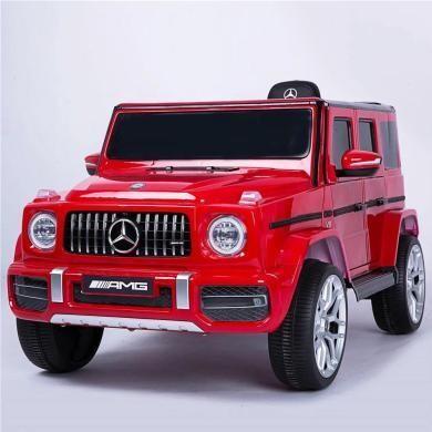Mercedes Benz Гелендваген V8 одноместный красный