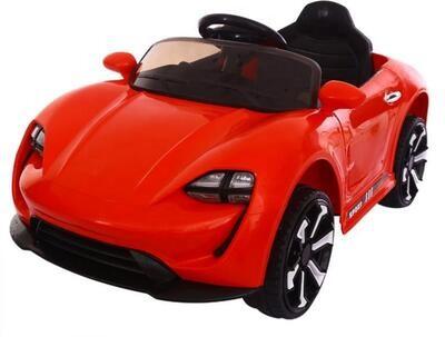 Детский электромобиль RiverToys Porsche 598 красный